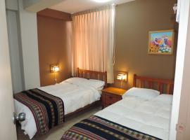 Hostal Yunta Wasi, hotel in Tacna