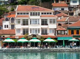 Hotel Aleksandrija, hotel in Ohrid