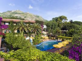 Villa Angela Hotel & Spa, hotel in zona Porto di Forio D'Ischia, Ischia
