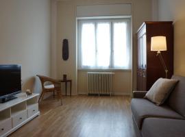 Apartment Papiniano 38