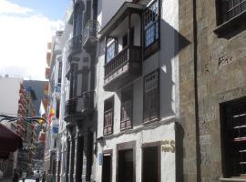 Pension La Cubana, guest house in Santa Cruz de la Palma