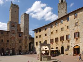 Leon Bianco, hotel in San Gimignano