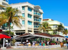 The Fritz Hotel, hotel near Sanford L Ziff Jewish Museum, Miami Beach
