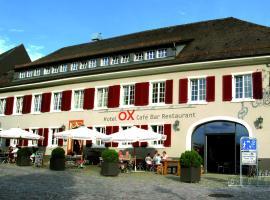 OX Hotel, boutique hotel in Heitersheim