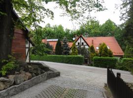 Chata nad Sztolnią, hotel in Bystrzyca Górna