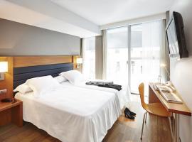 Barcelona Century Hotel, hotel a prop de Sants Estació, a Barcelona