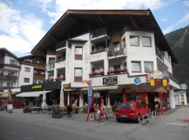 Aparthotel Strass, Ferienwohnung in Mayrhofen