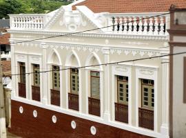 Serra Golfe Hotel, hôtel à Bananeiras