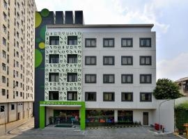 Zodiak MT Haryono by KAGUM Hotels, hotel near Halim Perdanakusuma Airport - HLP,