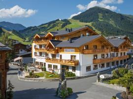 Hotel am Reiterkogel, Hotel in Saalbach-Hinterglemm