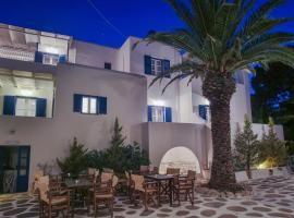Nicos Studios & Apartments, hotel in Logaras
