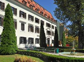Hotel Kristal - Terme Krka, hotel v mestu Dolenjske Toplice