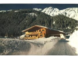 apart strolz, pet-friendly hotel in Sankt Anton am Arlberg