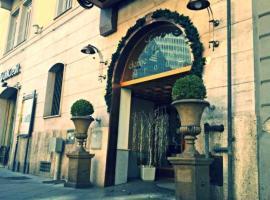 Hotel Eden, hotel in Naples