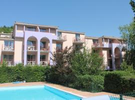 Les Canyons du Verdon, hôtel à Castellane