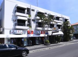 Hotel Canas Confort, hotel em Florianópolis