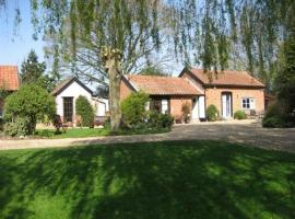 Thatched Farm Holiday Cottages, hotel near Adastral Park, Woodbridge