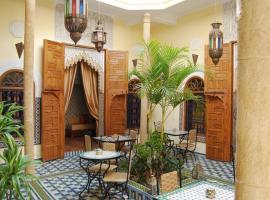 Riad Dar Zouhour, riad in Rabat