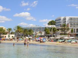 Hotel Osiris Ibiza、サンアントニオのホテル
