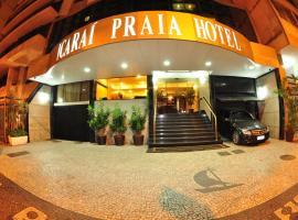 Icaraí Praia Hotel, hotel in Niterói