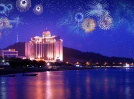 Viesnīca Zhuhai Dehan Hotel pilsētā Džuhai