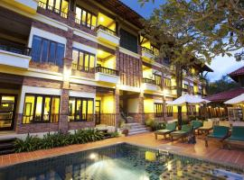 Motive Cottage Resort, Hotel in Khao Lak