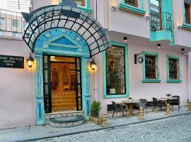 Edibe Sultan Hotel, hotel in Istanbul