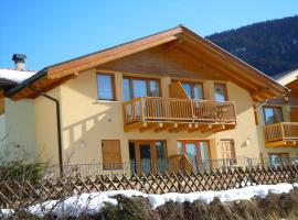 Residenza Laghestel -, apartment in Molveno