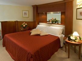AS Hotel Monza, hôtel à Monza
