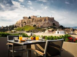 The Athens Gate Hotel, hotel near Syngrou/Fix Metro Station, Athens