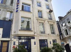 The Originals Boutique, Hôtel La Tour Intendance, Bordeaux (Qualys-Hotel), hotel near Promenade Sainte-Catherine, Bordeaux