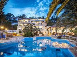 Stafylos Suites & Boutique hotel, hotell nära Skopelos hamn, Stafylos