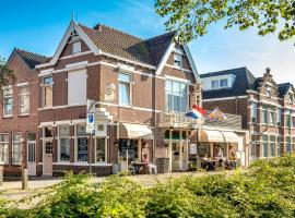 Hotel Stad en Land, hotel near Dutch Cheesemuseum, Alkmaar