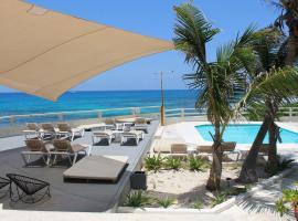 Rocamar Hotel Isla Mujeres, отель в городе Исла-Мухерес