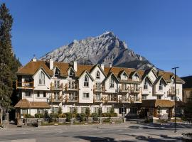 The Rundlestone Lodge, hotel in Banff
