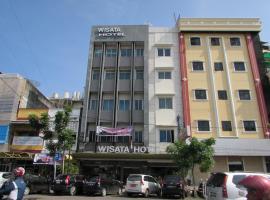 Hotel Wisata, hotel in Palembang