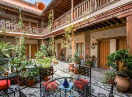 Abadía Hotel, hotel in Granada