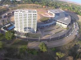 President Hotel at Umodzi Park, hotel in Lilongwe