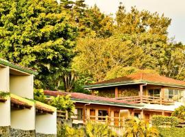 Hotel Montaña Monteverde, hotel cerca de Reserva Bosque Nuboso Santa Elena, Monteverde