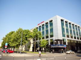 Hotel Central, hotel in Zagreb