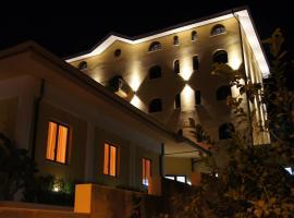 Hotel Città del Sole, hotel a Stilo