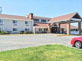 Quality Inn & Suites Harrington, hôtel à Harrington