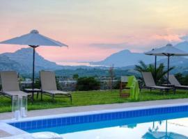 Gasparakis Bungalows & Villas, hotel in Lefkogeia