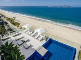 Praia Ipanema Hotel, hotel v destinaci Rio de Janeiro