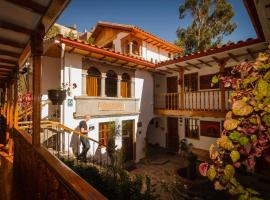 Hotel Rumi Punku, hotel with jacuzzis in Cusco