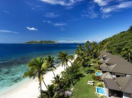 Matamanoa Island Resort, hotel in Matamanoa Island