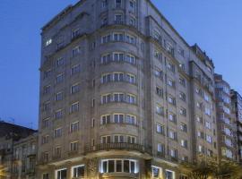 Zenit Vigo, hotel en Vigo
