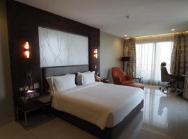 Harbour View Suites, отель в городе Дар-эс-Салам