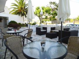 Hotel Arboleda, hotel cerca de Playa de Silgar, A Lanzada