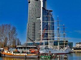 Sea Towers, hotel in Gdynia